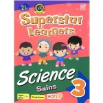 SUPERSTAR LEARNERS-SCIENCE/SAINS 3 (DWI)