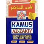 KAMUS AZ-ZAKIY MELAYU-ARAB-INGGERIS