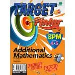 SPM Target Pintar Additional Mathematics (English)