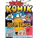TINGKATAN 1-3 WOW KOMIK PT3 SISTEM BAHASA