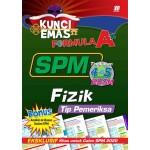 KUNCI EMAS FORMULA A+ SPM FIZIK(TIP PEMERIKSA)