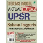 UPSR Kertas Model Aktual Super Bahasa Inggeris