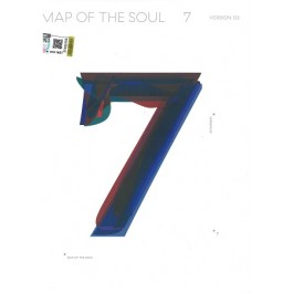 BTS - MAP OF THE SOUL 7 (VERSION 3)