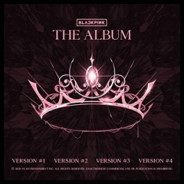 BLACKPINK - THE ALBUM  (VER. 2)