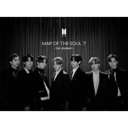 BTS - MAP OF THE SOUL : 7  ~THE JOURNEY~ (Limited Edition C) (CD + Photo Booklet)