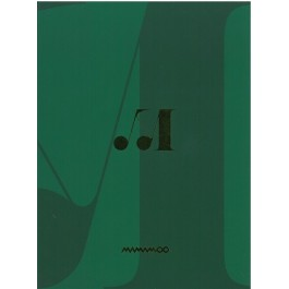 MAMAMOO - 10TH MINI ALBUM: TRAVEL (LIGHT GREEN VER)