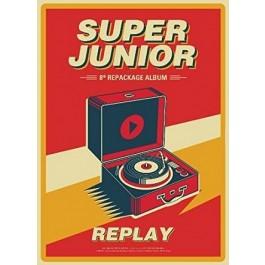 Super Junior - Replay (8th Repackage Album)