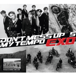 EXO - Don't Mess Up My Tempo (5th Album) - Allegro