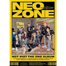 NCT 127 2ND ALBUM: NEO ZONE (N VER)