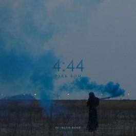 Park Bom (2NE1) - Repack Album: Blue Rose (limited edition)