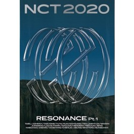 NCT 2020 - RESONANCE PT. 1 (THE PAST VER-BLUE)