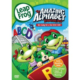 LEAP FROG -ALPHABET BUNDLE (3DVD)