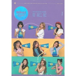 Twice - What Is Love? (5th Mini Album) -B