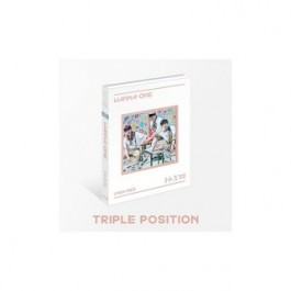 Wanna One - 1÷Χ=1 Undivided (3rd Mini Album)- Triple position
