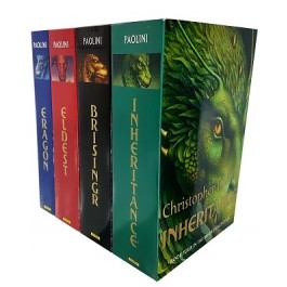 BP-INHERITANCE CYCLE COLLECTION (4 BKS)