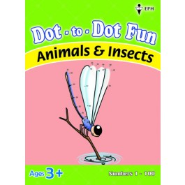 Dot-to-Dot Fun - Animals & Insects