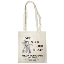 Tote Bag (Alice in Wonderland)
