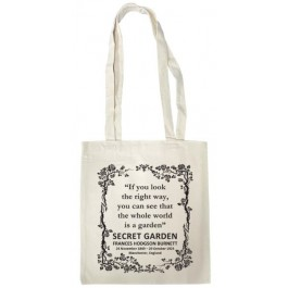 Tote Bag (Secret Garden)