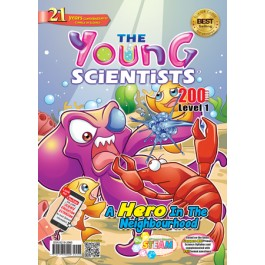 THE YOUNG SCIENTISTS LEVEL 1 ISSUE 200