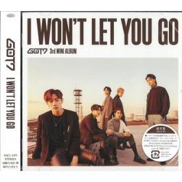 GOT7 - I Won't Let  You Go (Japan Edition)