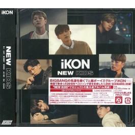 iKON - New Kids (Japan Edition)