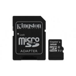 KINGSTON MEMORY CARD 32GB MSD CARD C10 80MB/S