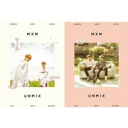MXM - Unmix (1st Mini Album)(Random version)