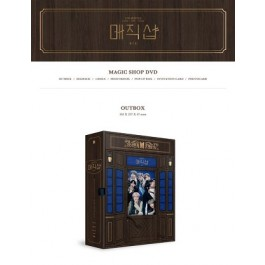 BTS 5TH MUSTER 2019 [MAGIC SHOP] (4DVDs)