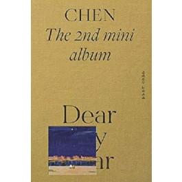 EXO CHEN - 2nd mini album: Dear My Dear (Dear Ver.)