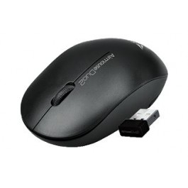 ALCATROZ AIRMOUSE DUO2 WIRELESS & BLUETOOTH MOUSE - BLACK