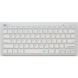 ALCATROZ XPLORER GO! 100BT WIRELESS BLUETOOTH KEYBOARD - WHITE