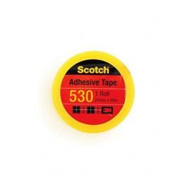 SCOTCH 530 ADHESIVE TAPE 24MMX66M