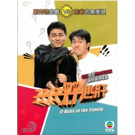 孖仔孖心肝 EP1-15 (3DVD)