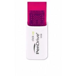 PENDRIVE CLICK-CO USB FLASH DRIVE 32GB