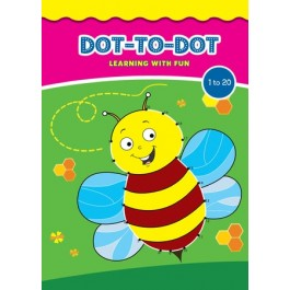 DOT TO DOT LEARNING WITH FUN (1 TO 20)