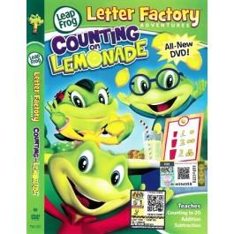 Leapfrog: Counting On Lemonade (DVD)