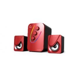 VINNFIER ECCO 2 RGB 2.1 SPEAKER RED