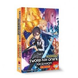 SWORD ART ONLINE:ALICIZATION V1-24 (DVD)