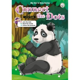 CONNECT THE DOTS:LITTLE PANDA '20