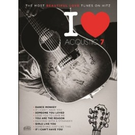 I LOVE ACOUSTIC 7 (2CD)
