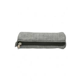 FABRIC PENCIL BAG GREY CLBG-PH0601