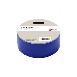 POP BAZIC CLOTH TAPE 36MM * 9 YARDS BLUE