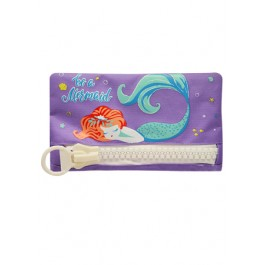 BIG ZIPPER BAG -MERMAID SGP-15144-O