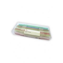 POP BAZIC PLASTIC PAPER FASTENER 30 PIECES
