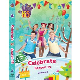 DVD:HI 5 S15 VOL.4 CELEBRATE (DVD)