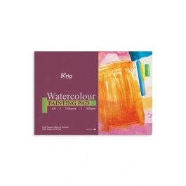 ARTO WATERCOLOUR PAINTING PAD A4 300GSM 12 SHEETS