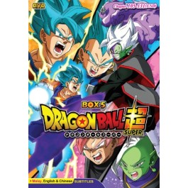 Dragon Ball Super Vol.105-131