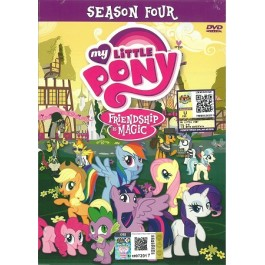 MY LITTLE PONY SEASON 4 (DVD)