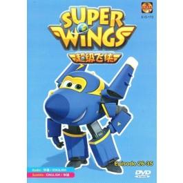 SUPER WINGS EP26-35 (DVD)