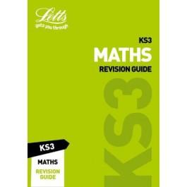 KS3 Letts Maths Revision Guide